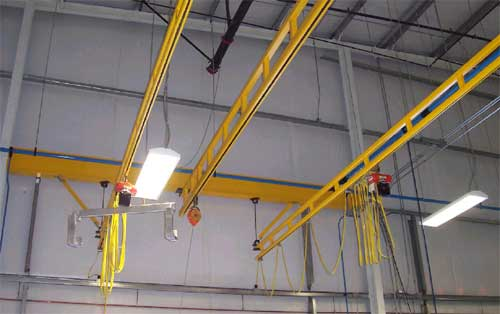 Craneveyor Corporation Transtation 174 Enclosed Track Systems
