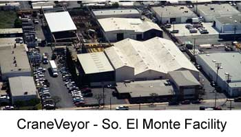 CraneVeyor - South El Monte Facility