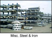 Miscellaneous Steel & Iron