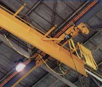 TramBeam and Louden Cranes
