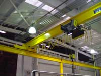 CraneVeyor Corp - Overhead Crane Systems